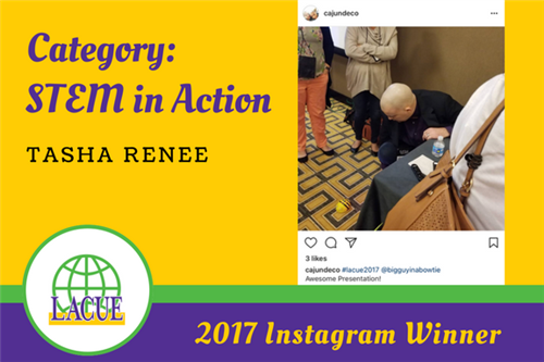 2017 Instagram STEM In Action