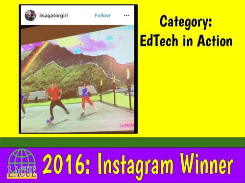 Instagram 2016 - EdTech in Action