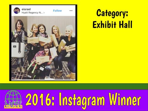Instagram 2016 - Exhibit Hall