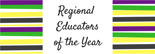 Regional Educators of the Year