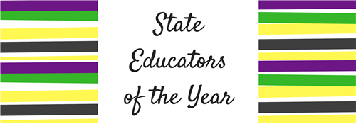 State Educators of the Year
