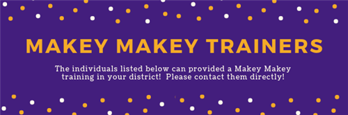 Makey Makey Trainers